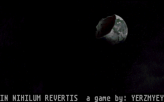In Nihilum Revertis atari screenshot